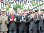 ГАЛИЈАШЕВИЋ: Бакир Изетбеговић би требало да се извини у име свог оца Алије за сребреничку трагедију