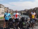 ЦИЉ – ОСТРВО ВИДО: Бициклисти из Вишеграда стигли у Фиренцу