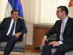 ДОДИК-ВУЧИЋ: Референдум ће бити одржан, ако Уставни суд не промијени одлуку