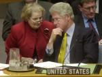 БИЈЕЛА КУЋА: Клинтон и Олбрајтова 11.јула у Сребреници