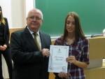 СВАКА ЧАСТ: Математичарка Милица Ђукић на Тајланду освојила бронзу