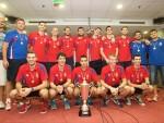 СТИГЛИ ШАМПИОНИ ЕВРОПЕ: Ово злато је за Србију!