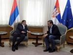 ВЛАДА СРБИЈЕ: Додик и Вучић данас у Београду