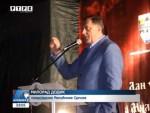 ДОДИК: Срби увијек прекомјерно страдали за слободу