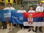 ЧЕТИРИ МЕДАЉЕ ИЗ АЗЕРБЕЈЏАНА: Најбољи млади хемичари допутовали у Србију