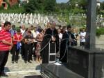 """УДРУЖЕЊЕ """"СРЕБРЕНИЦА"""": Одати пошту убијеним Србима (видео)"""
