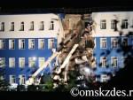 ТРАГЕДИЈА: Испод рушевина касарне у Омску извучено 23 мртвих
