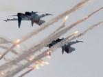 СПЕКТАКЛ ИЗНАД САНКТ ПЕТЕРБУРГА: Руски пилоти показали завидно умеће
