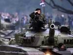 СА НАЈБОЉИМА: Српски тенкисти на војним играма у Русији