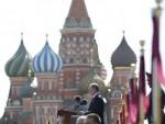 """НАЦИЈА УЈЕДИЊЕНА УЗ ПРЕДСЕДНИКА: Путинова популарност стигла """"до плафона"""""""