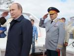 ПОМОРСКА СИЛА: Ратна морнарица је понос Русије