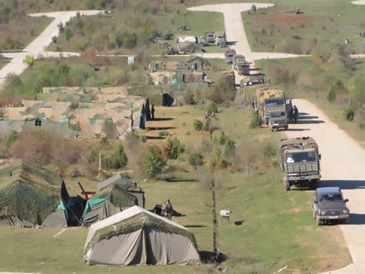 ХАН ПИЈЕСАК: Српској отимају војну имовину!