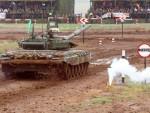 МЕЂУНАРОДНЕ ВОЈНЕ ИГРЕ: Србија у плавим тенковима у полуфиналу Тенковског биатлона