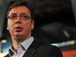АЛЕКСАНДАР ВУЧИЋ: Србија неће подизати зид макар ћускије падале с неба