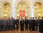 БЕОГРАД: Библије и молитвеници за Војску Србије