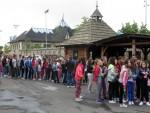 ДОЧЕК ОТВОРЕНОГ СРЦА: У Бијељину допутовало 300 дјеце с Косова и Метохије