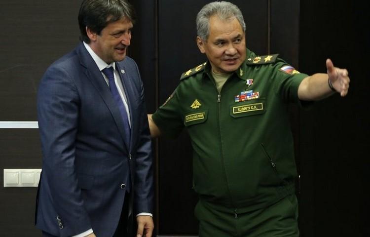 Фото: Спутњик/Министарство одбране Републике Србије