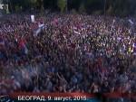 ХИЉАДЕ И ХИЉАДЕ ЉУДИ ДОЧЕКАЛИ ВАТЕРПОЛИСТЕ У БЕОГРАДУ: Они су понос, они су најбољи, њима се Србија дичи!