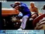 ЊЕГОВА СЛИКА ОБИШЛА ЈЕ СВЕТ: Драган Миоковић, дјечак са трактора из избјегличке колоне, 20 година послије (ВИДЕО)