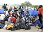 НОВА РУТА: У Шид пристижу прве избеглице које преко Хрватске желе у ЕУ