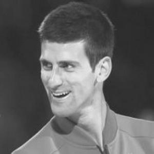 NOVAK Djokovic mala