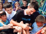 АКЦИЈА АМБАСАДОРА УНИЦЕФА: Новак Ђоковић и Светска банка граде вртиће
