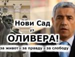 НОВИ САД: Вечерас скуп подршке Оливеру Ивановићу