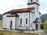 БЕСРАМНО: Оскрнављен Храм у Коњевић Пољу