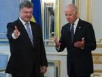 КИЈЕВ У ОФАНЗИВИ: Порошенко молио Бајдена да се САД заједно са ЕУ одлучно супротставе Русији