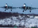 """БОЉИ ОД ЗАПАДНИХ МОДЕЛА: Систем """"красуха"""" на војним вежбама """"ослепео"""" пар Су-34"""