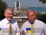 СЛОГАН КОРИСТИЛИ НАЦИСТИЧКИ КОЛАБОРАЦИОНИСТИ: Фашистичка НАТО честитка Украјинцима (видео)