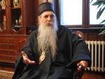 ЕПИСКОП ИРИНЕЈ: Посјета папе није тема за разматрање за СПЦ