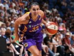 ЛОС АНЂЕЛЕС СЛАВИ СРПКИЊУ: Ана Дабовић увела Спарксе у НБА плеј-оф!