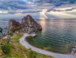 БИСЕР СИБИРА: Задивљујући поглед на Бајкалско језеро