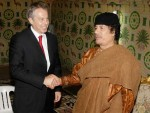 """ИМАО УНОСНУ САРАДЊУ СА ПУКОВНИКОМ: Тони Блер покушао да """"спаси"""" Гадафија прије бомбардовања Либије"""