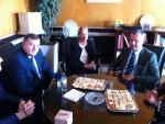 БЕЧ: Састанак предсједника Додика са предсједником Парламента Аустрије