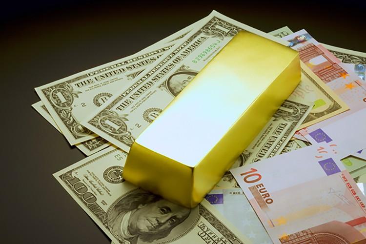 Dolar i zlato
