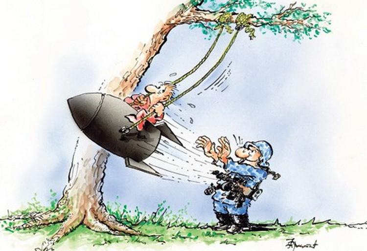 Карикатура: Политика/Ј. Прокопљевић