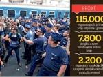 ПРЕТИ НОВИ ТАЛАС: Србија пред још једним налетом хиљада избеглица, али овај пут са СЕВЕРА