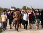 СКОПЉЕ:  Mакедониjа затворила границу за избеглице