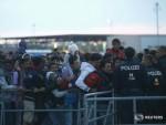 МОБИЛИЗАЦИЈА ПОЛИЦИЈЕ, МЈЕРА НИЈЕ КРАТКОРОЧНА: Њемачка увела контроле на граници, Јункер забринут