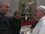 ПРЕДСЕДНИК СРБИЈЕ У ВАТИКАНУ: Николић позива папу у Србију