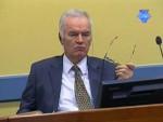 СУЂЕЊЕ МЛАДИЋУ: Свједок Гајић – цивили својевољно евакуисани из Сребренице