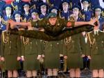 """ДАХ РУСИЈЕ У СРПСКОЈ ПРЕСТОНИЦИ: Ансамбл Руске армије """"запалио"""" Београд"""