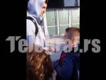 РАСТУЖИО ДЕТЕ: Немачки кошаркаш одбио да се потпише на дрес дечаку јер је Србин