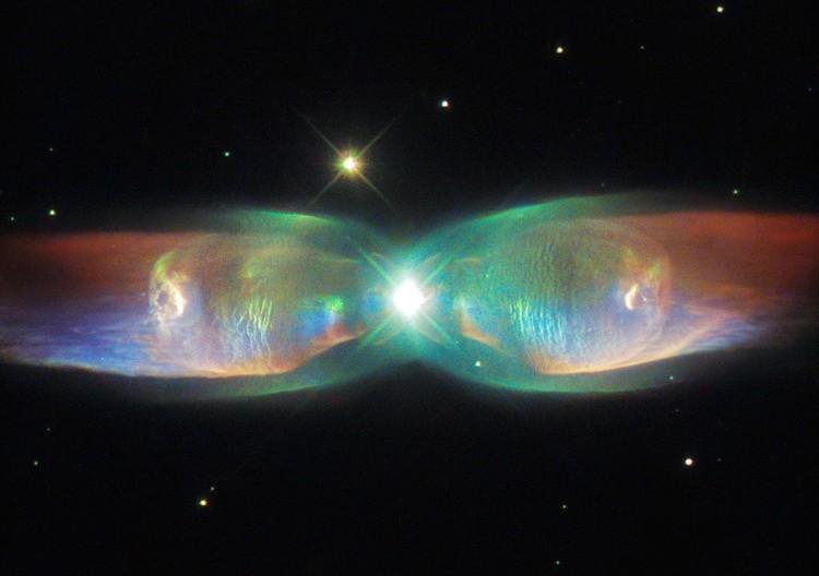 Фоот: Блиц/ESA/Hubble & NASA; Jet Propulson Laboratory