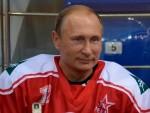 КРЕМЉ: Путин слави 63. рођендан играјући хокеј
