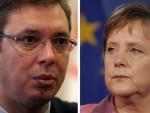 МИГРАНТСКА КРИЗА: Вучић добио изненадни позив Меркелове, сутра састанак