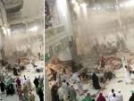 МЕКА: Кран пао на највећу џамију на свету, 65 мртвих!