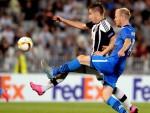 ЈУНАК АБУБАКАР: Партизан победио у Лиги Европе после шест година!